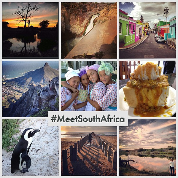 Just a few of the dimensions of our South Africa experience. More to come...