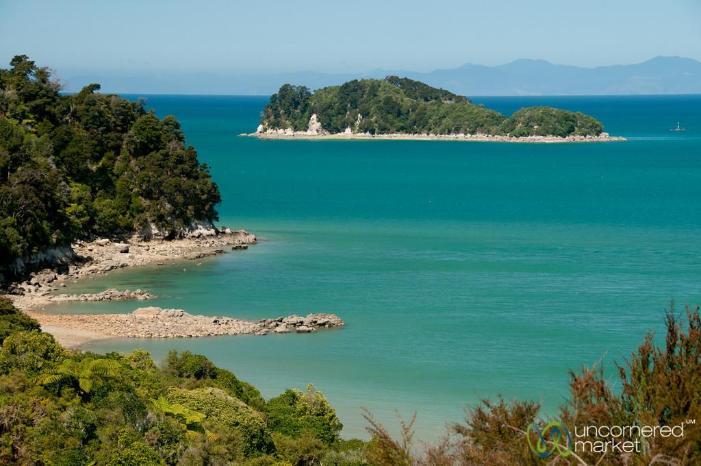 Abel Tasman National Park - New Zealand