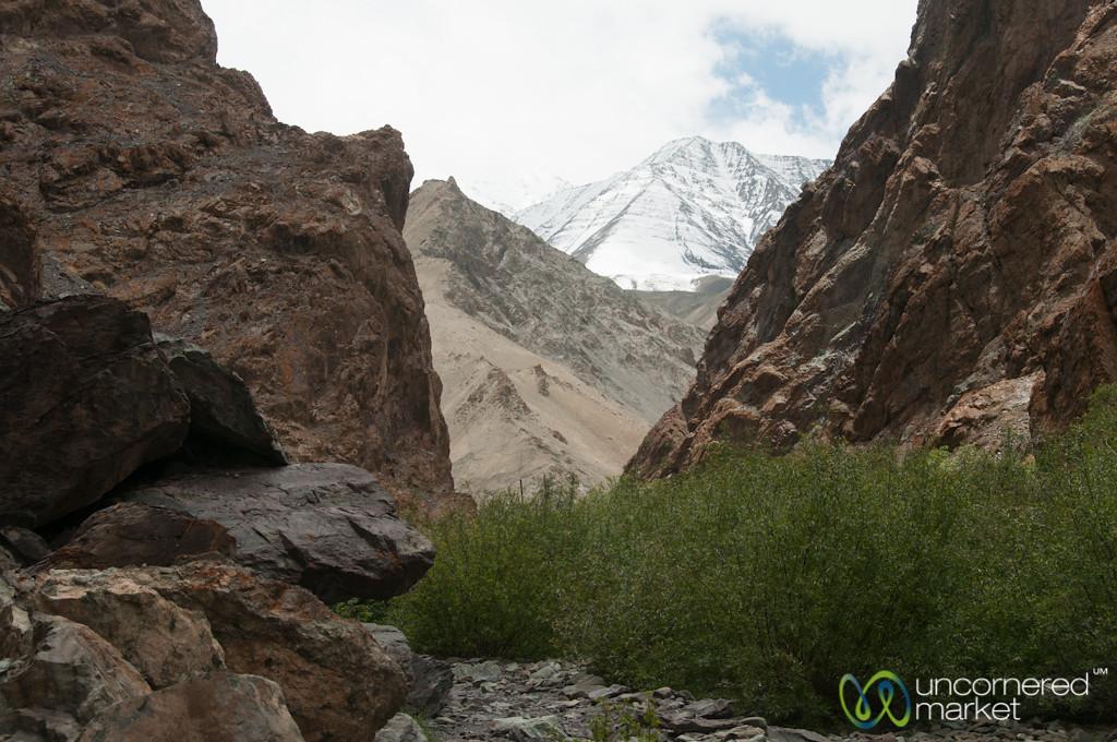 Markha Valley Trek Day 1, Zingchan to Yurutse - Ladakh, India