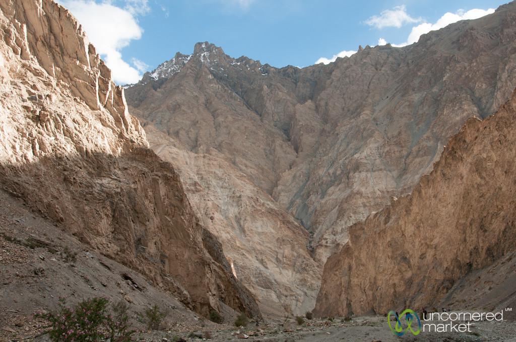 Walking through the Valley - Gonga La to Skyu, Day 2 of Markha Valley trek