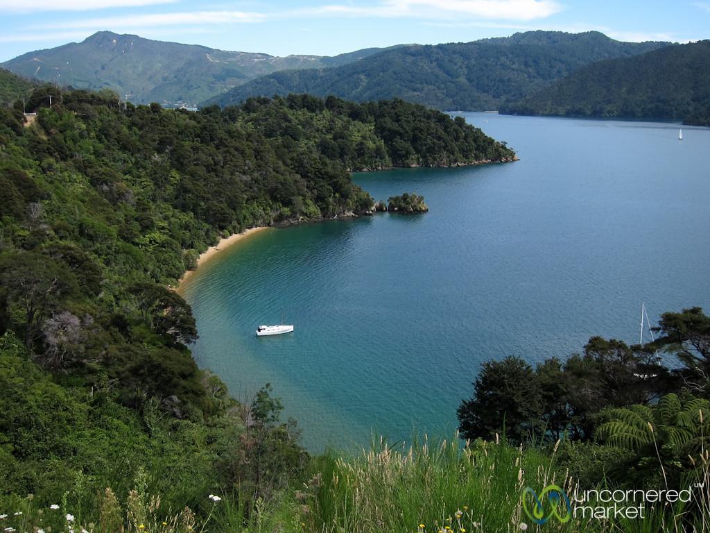 New Zealand Bay Views - Marlborough