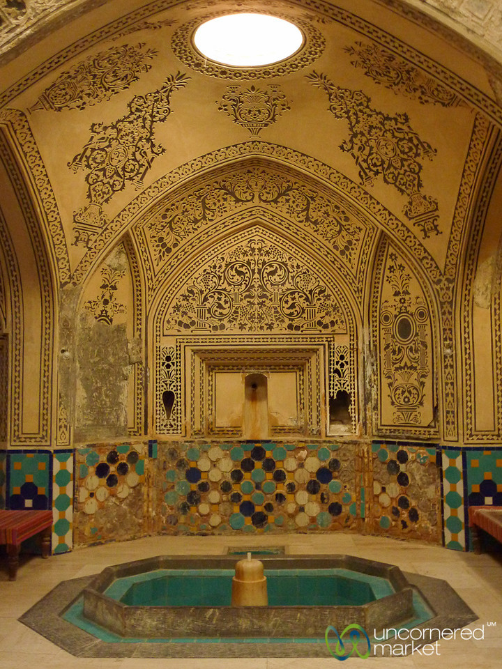 Hammam-e Sultan Mir Ahmad - Kashan, Iran