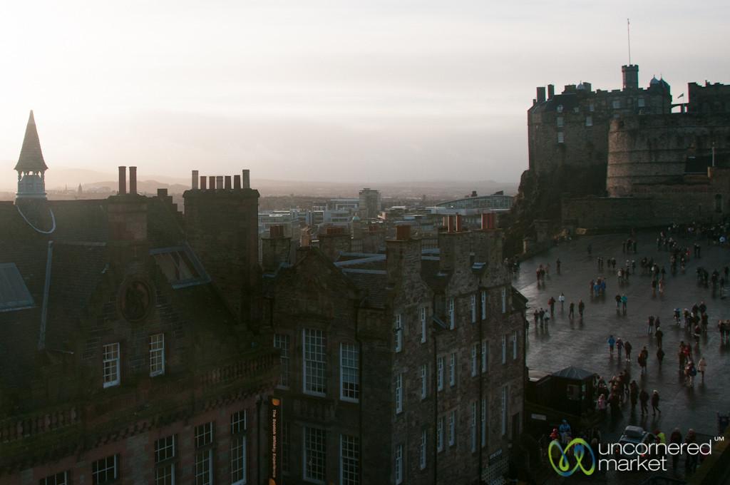 Edinburgh's Old Town - Scotland
