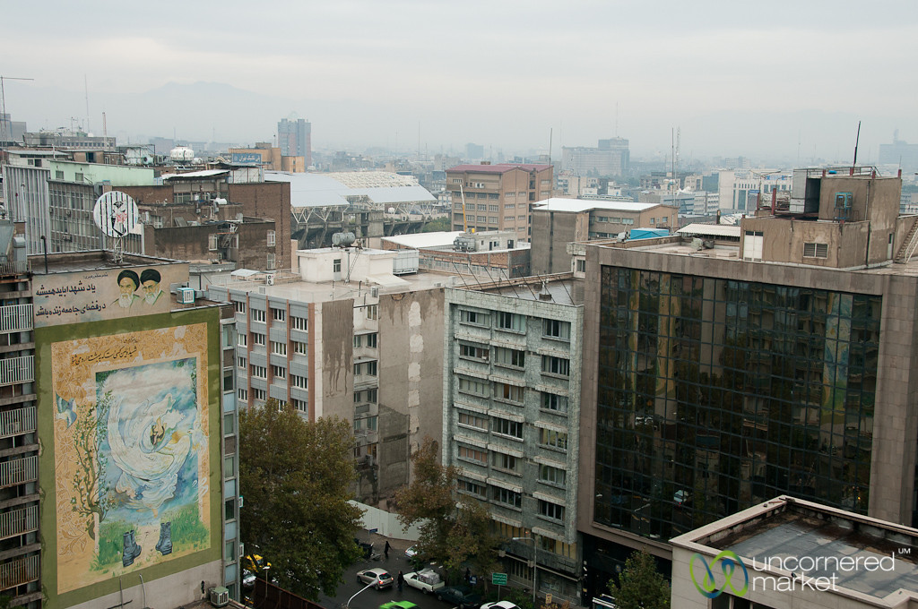 Tehran City View - Iran