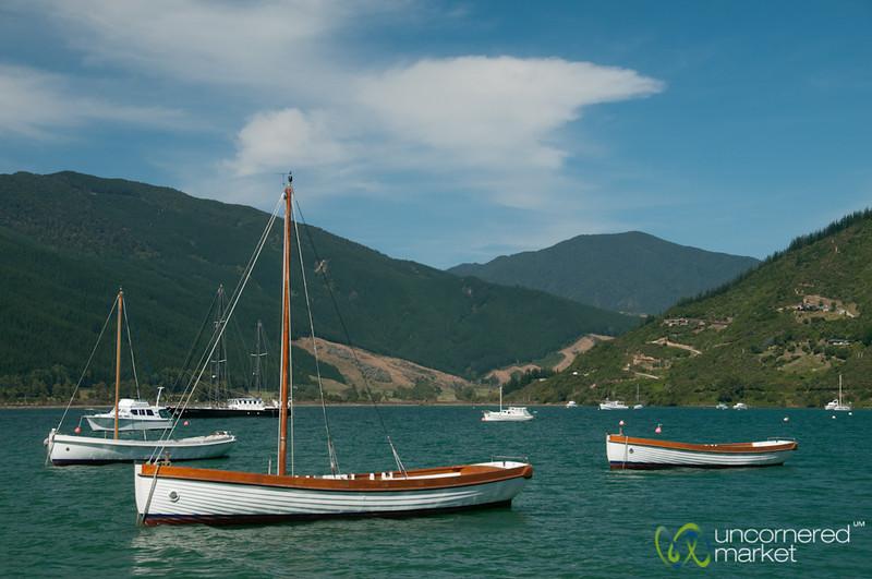 Anikawa Yacht Club - Marlborough, New Zealand