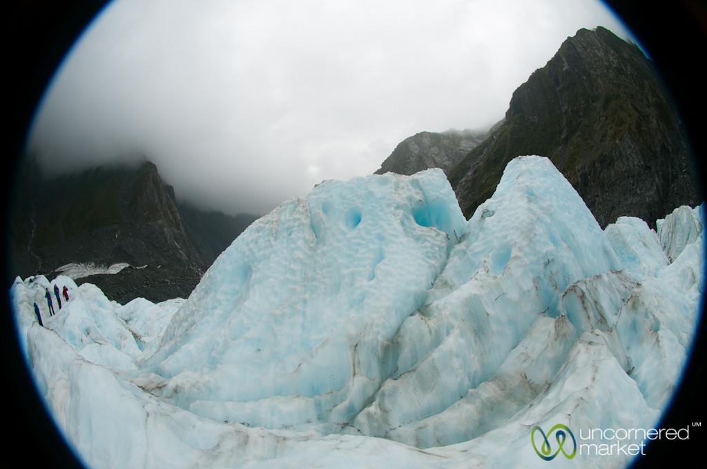 Trekking Franz Josef Glacier - New Zealand