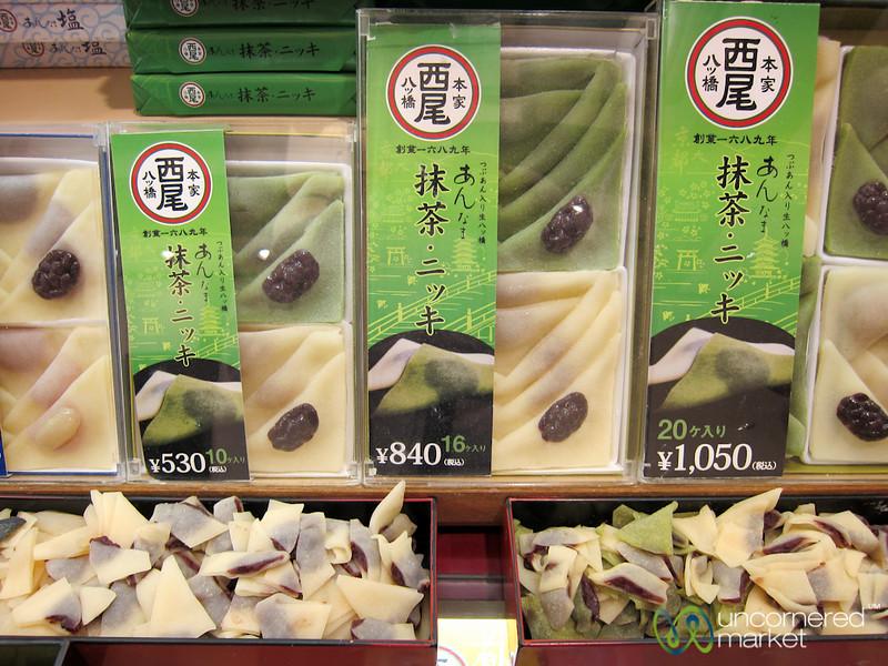 Yatsuhashi Kyoto Sweets - Japan