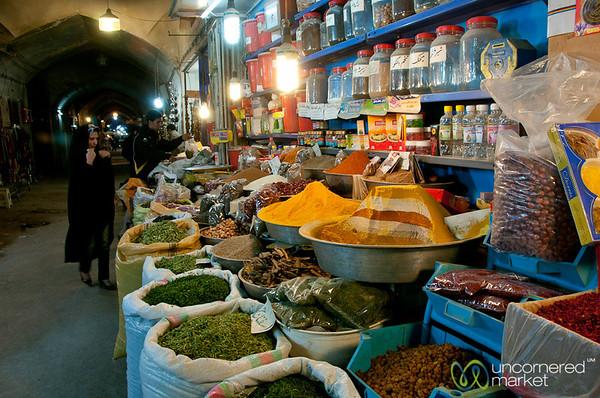 Esfahan Spice Market - Iran