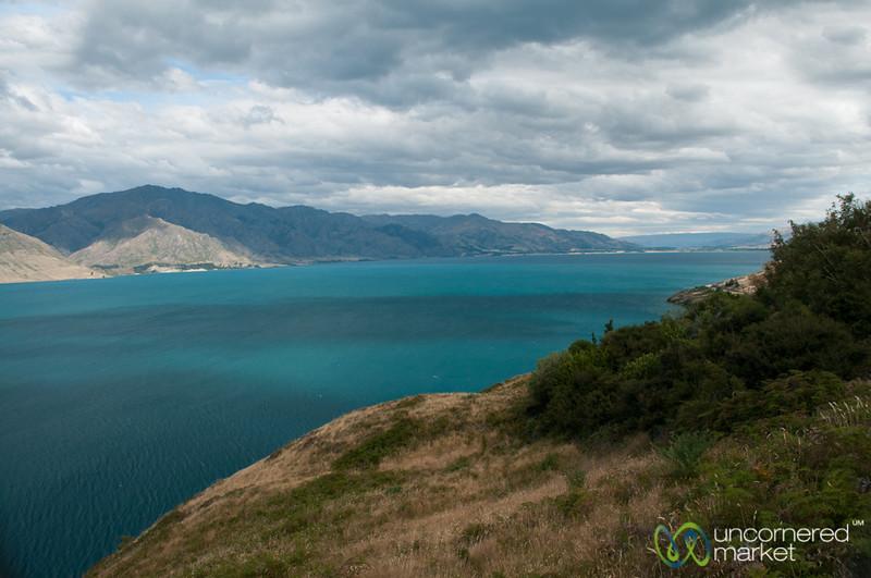 Lake Hawea Vistas Near Queenstown, New Zealand