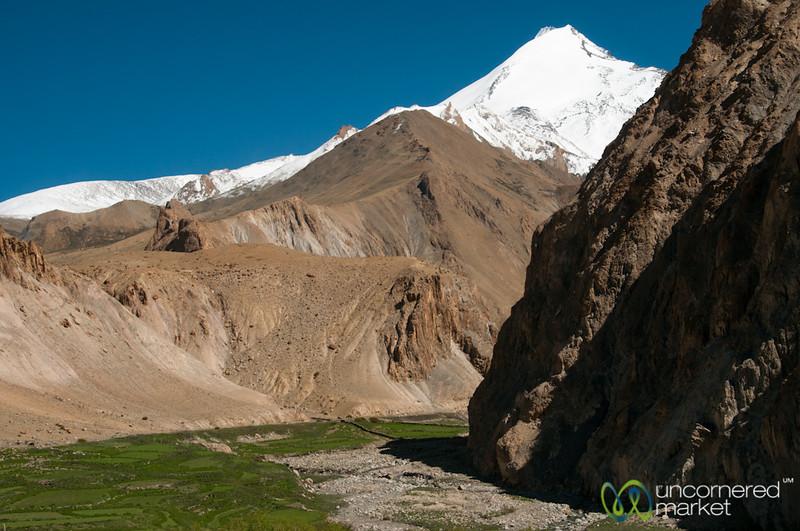 Valleys and Mountains, Markha Valley Trek Day 4 - Ladakh, India