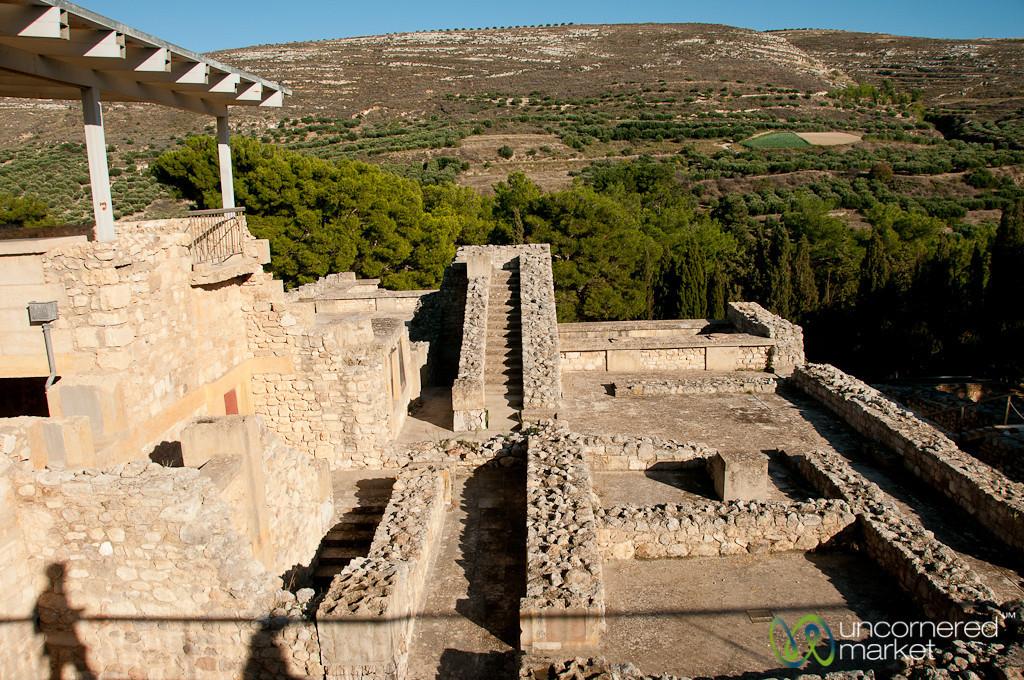 Minoan Palace of Knossos - Crete