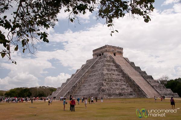 Chichen Itza's El Castillo - Yucatan, Mexico