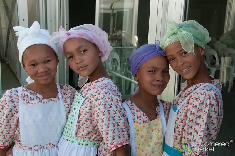 Beautiful Nama Girls - Northern Cape, South Africa