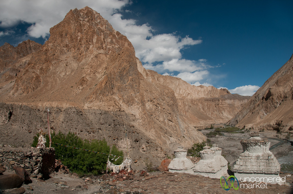 Chortens, Mani Walls and River Valleys - Markha Valley Trek, Ladakh