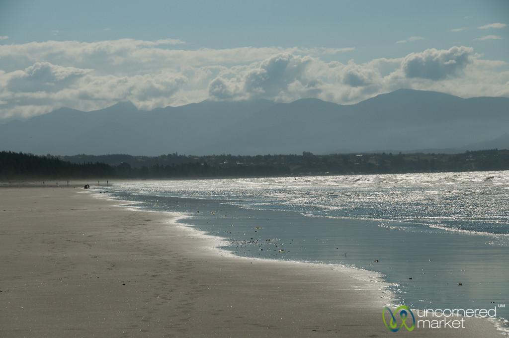 Beach Time at Rabbit Island - Nelson, New Zealand