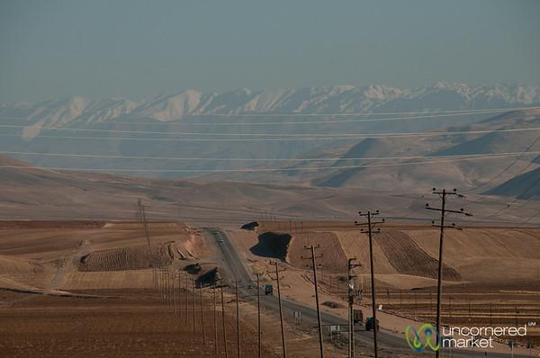 Mountain Roads, Hamadan to Kermanshah - Iran