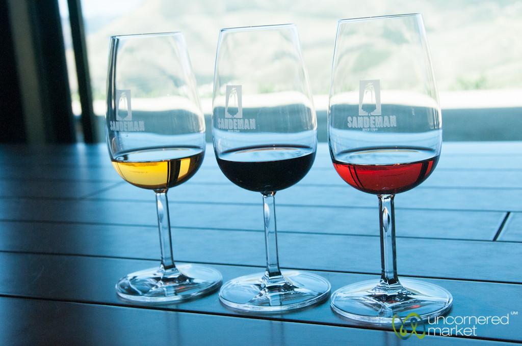 Port Tasting at Quinta de Seixo - Douro Valley, Portugal