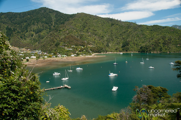 Marlborough Bay Views - New Zealand