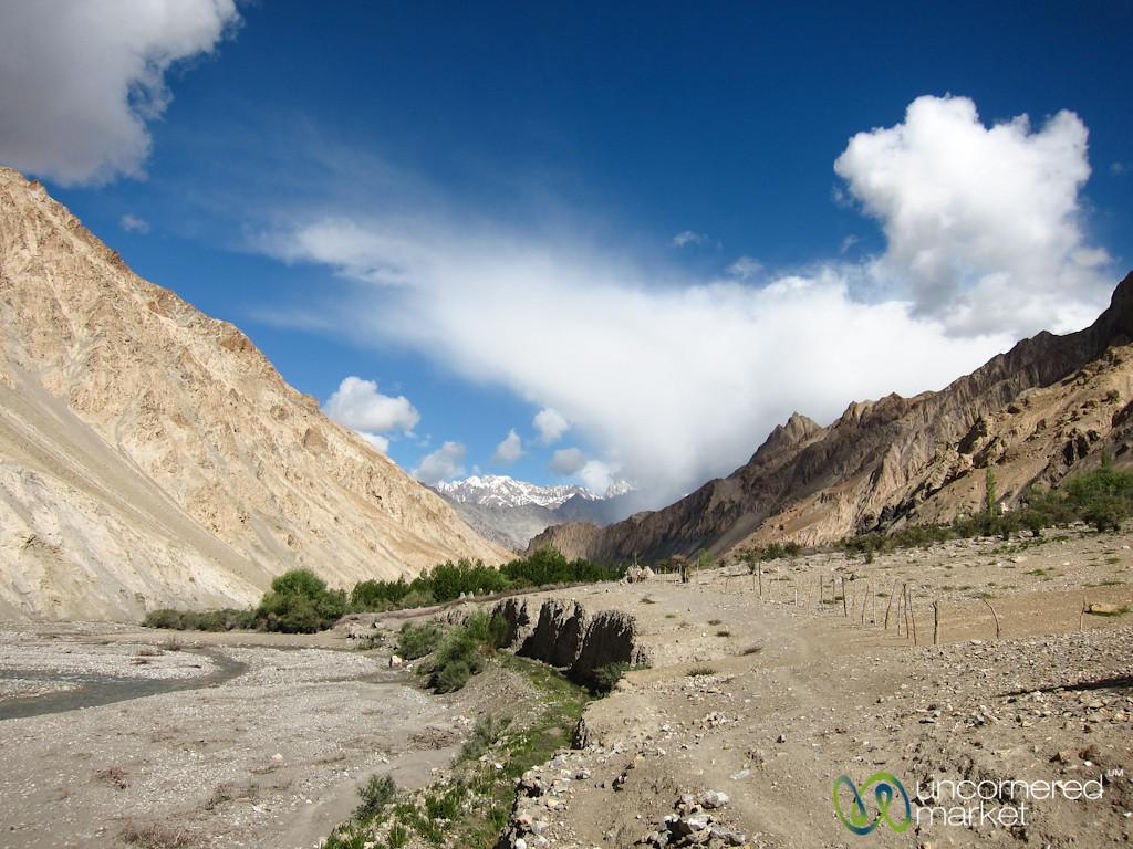 River Valleys and Mountains - Markha Valley Trek, Ladakh