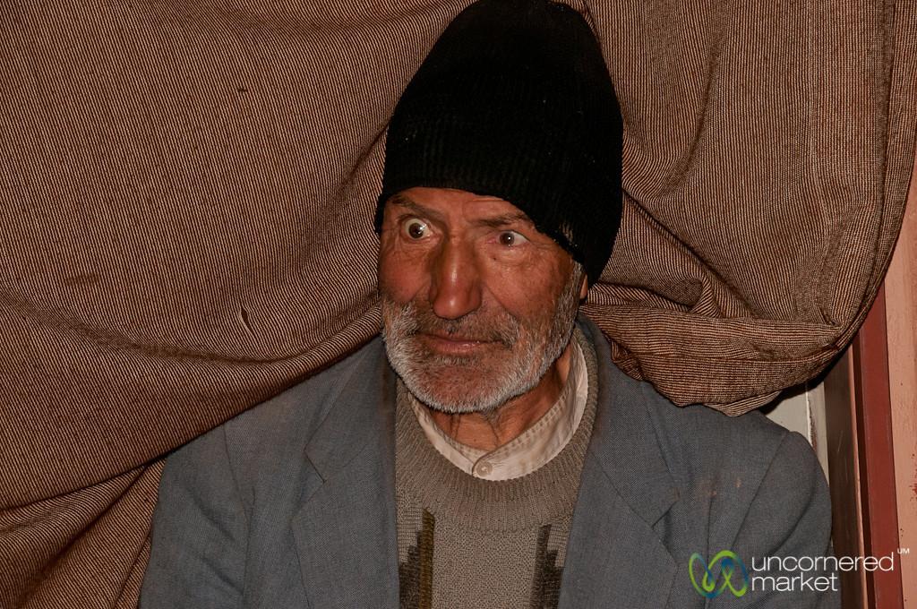 Abyaneh Man, Iran