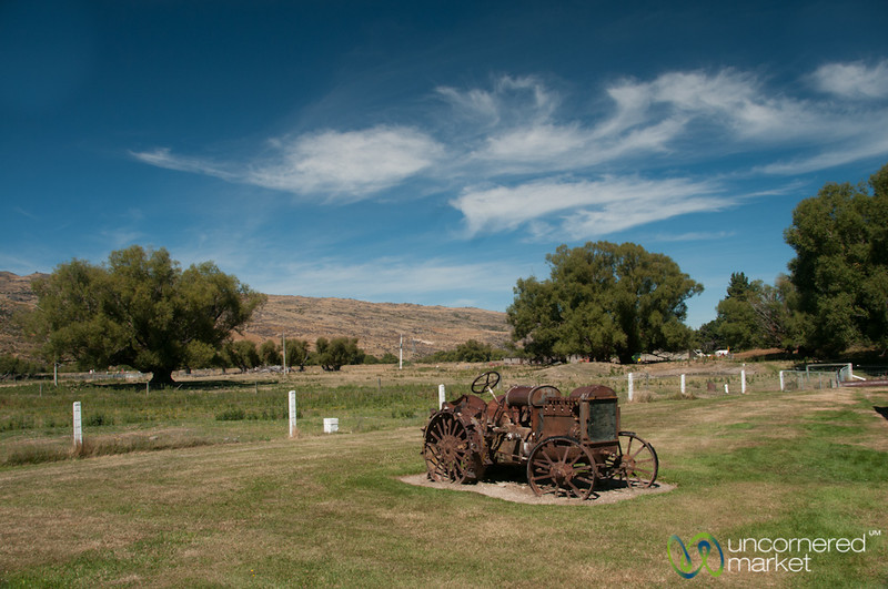Farm Museum - Central Otago, New Zealand
