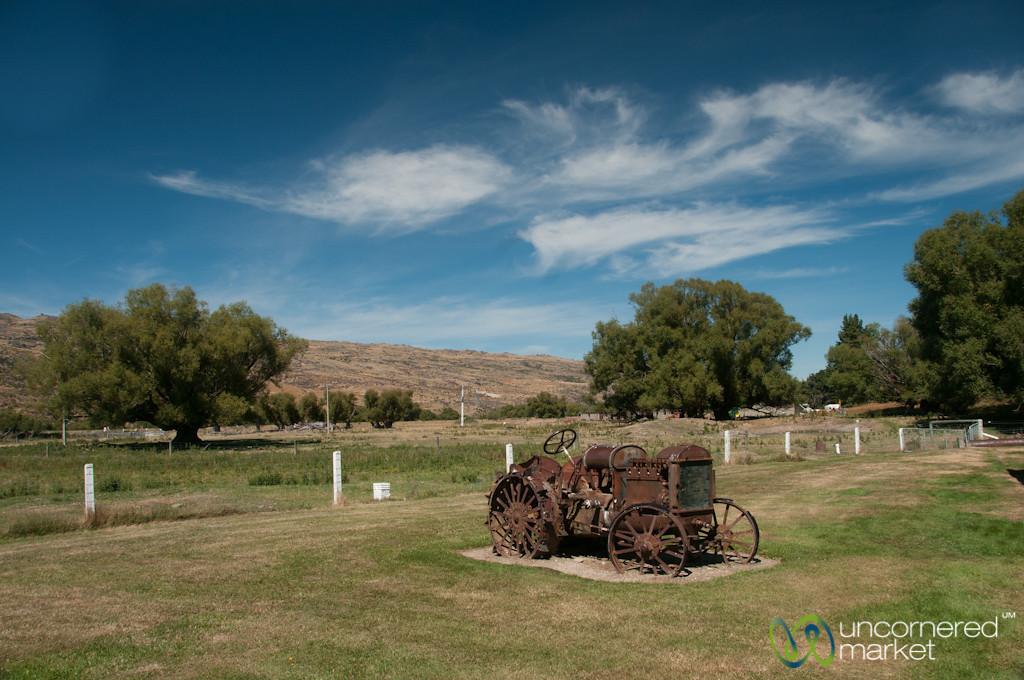 Farm Museum - Central Otago, New Zealand
