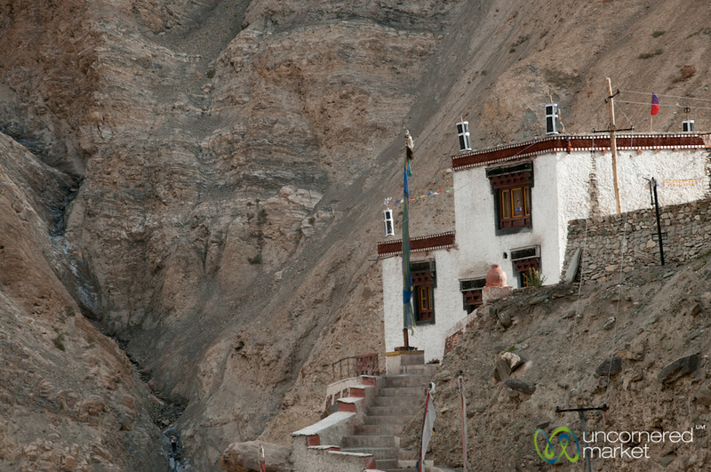 Little House on Hill - Skyu, Ladakh