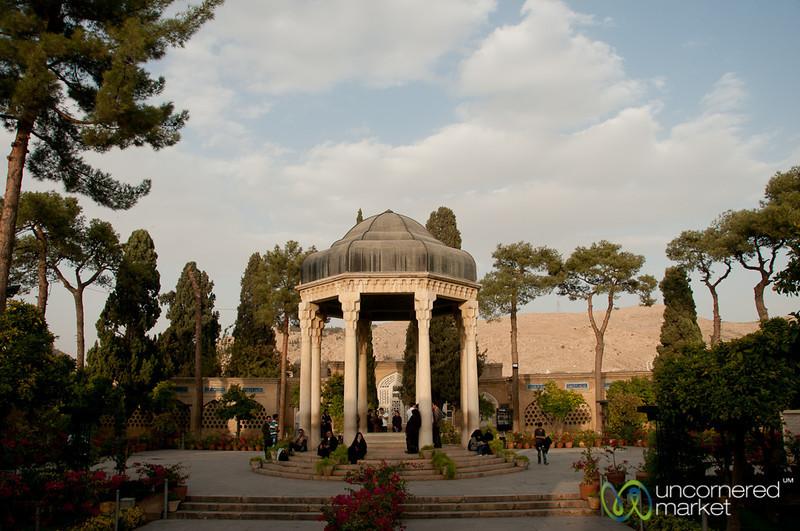 Hafez Tomb and Park - Shiraz, Iran