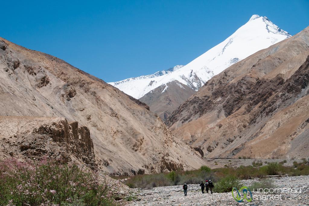 Trekking through River Valleys, Day 4 of Markha Valley Trek - Ladakh, India