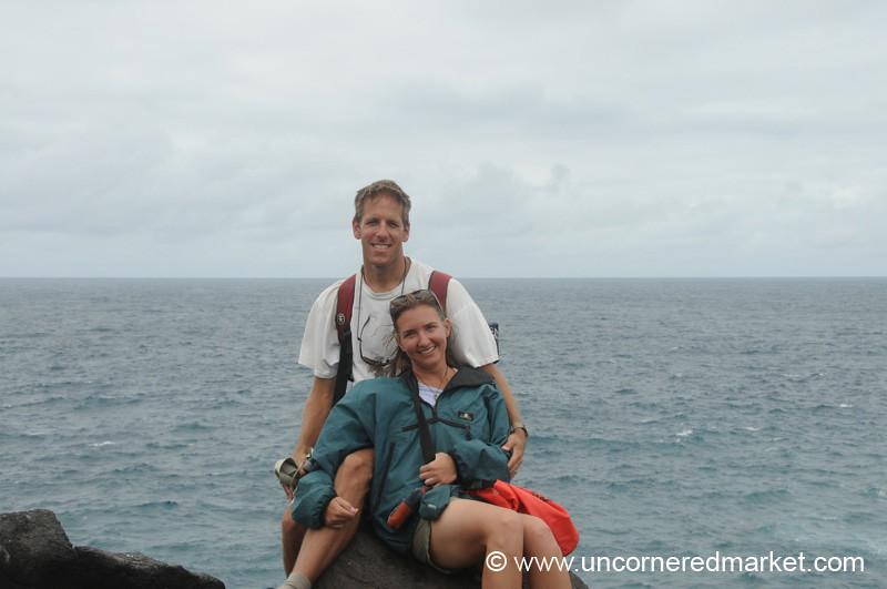 Us - Galapagos Islands