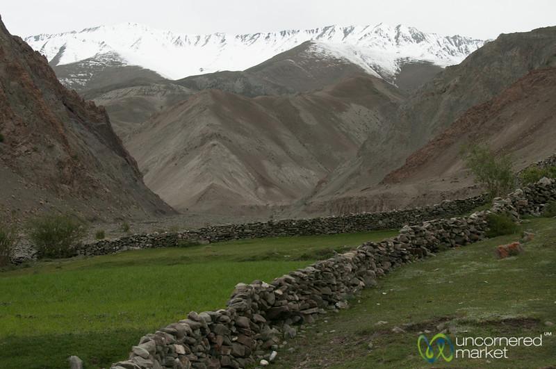 Yurutse Village and Valley - Markha Valley Trek, Ladakh