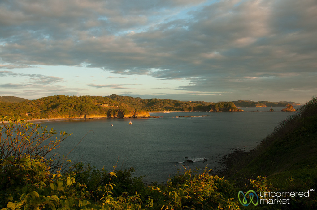 Late Afternoon Walk at Morgan's Rock Beach - Pacific Coast, Nicaragua