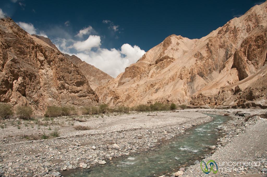Markha Valley Trek, Day 3 - Ladakh, India