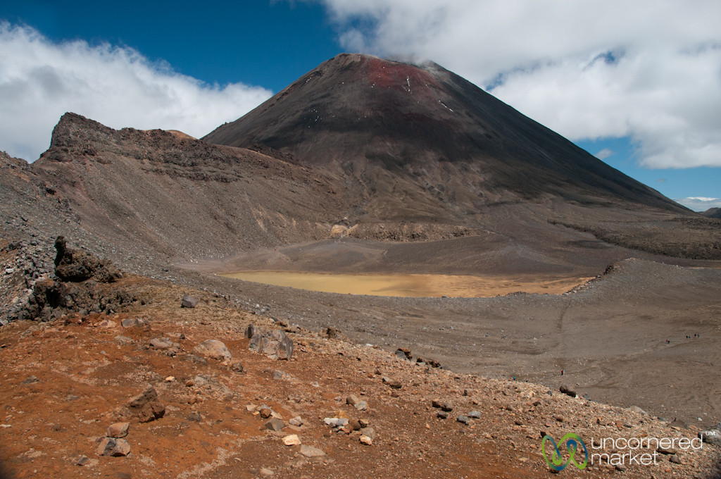 A Look at Mordor (South Crater), Tongariro Crossing - New Zealand