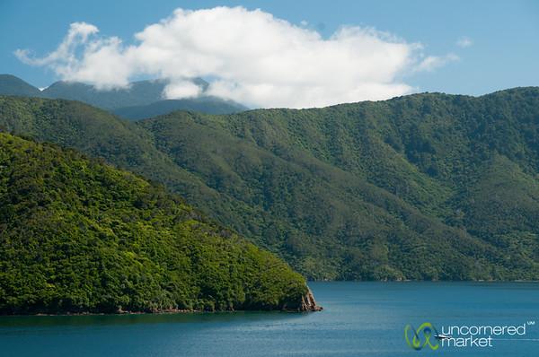 Abel Tasman Clear Waters - New Zealand