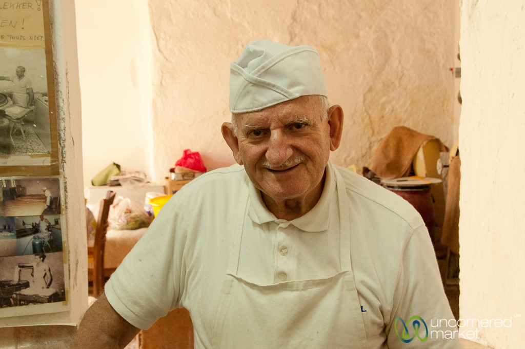George Hadziparshos Filo King - Rethymnon, Crete