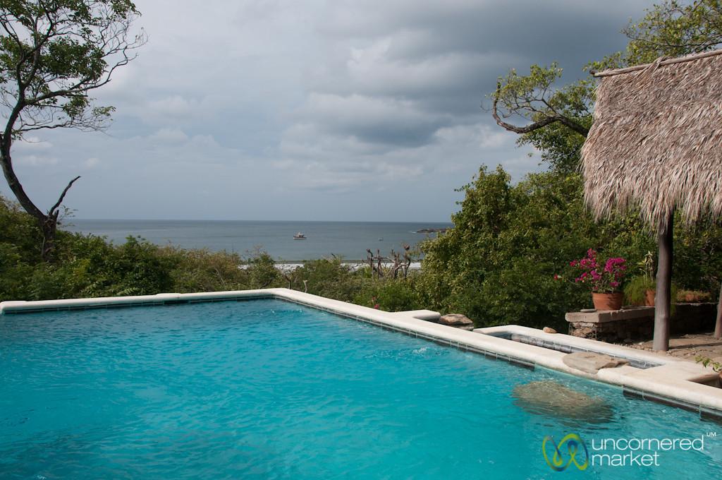 Swimming Pool at Morgan's Rock, Nicaragua