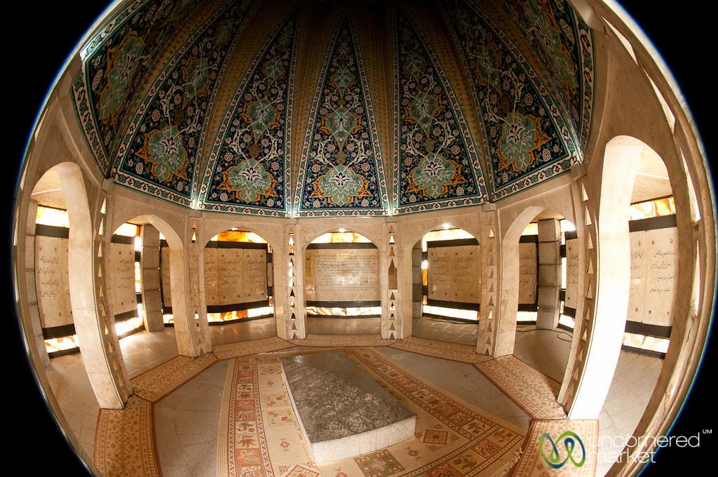 Baba Taher Tomb - Hamadan, Iran