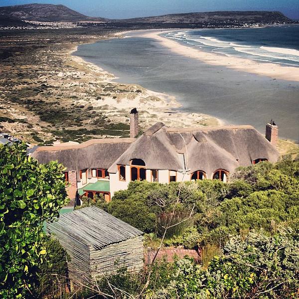 Noordhoek Beach, Monkey Valley looks like a hobbit hole. Cape Town, #SouthAfrica