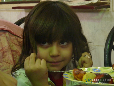 Iranian Girl - Kermanshah, Iran