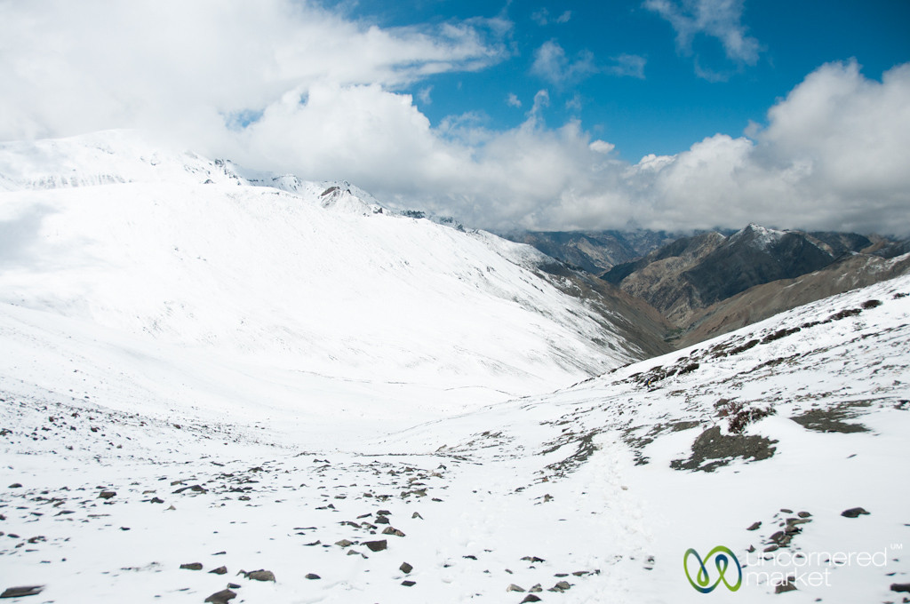 Ganda La Pass, On the Way Down - Ladakh, India