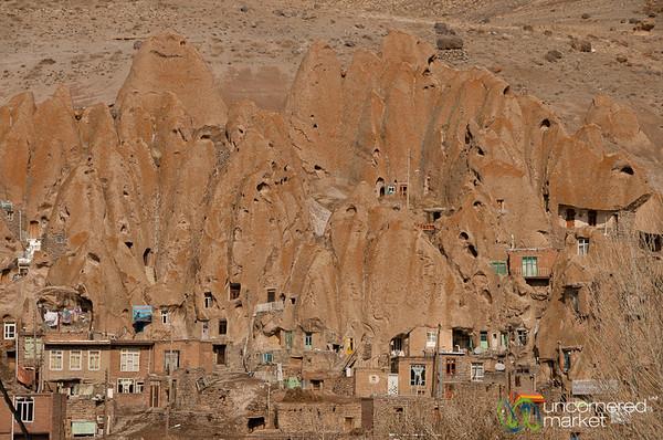 Kandovan Village Near Tabriz, Iran