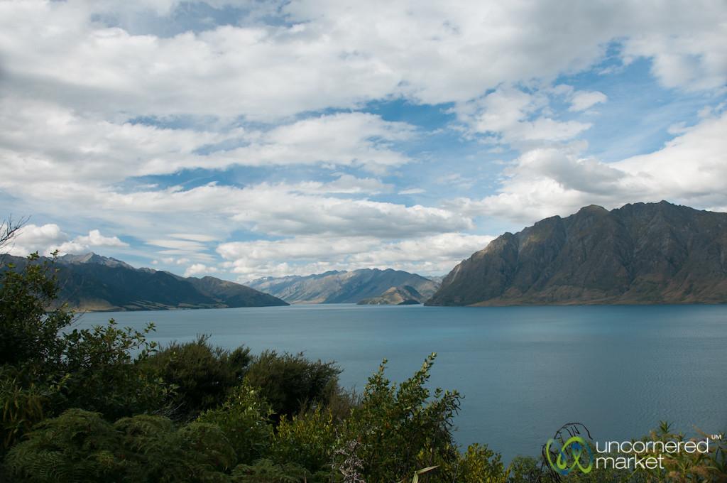 Lake Hawea - Queenstown, New Zealand