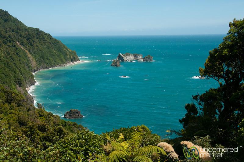 West Coast of New Zealand's South Island