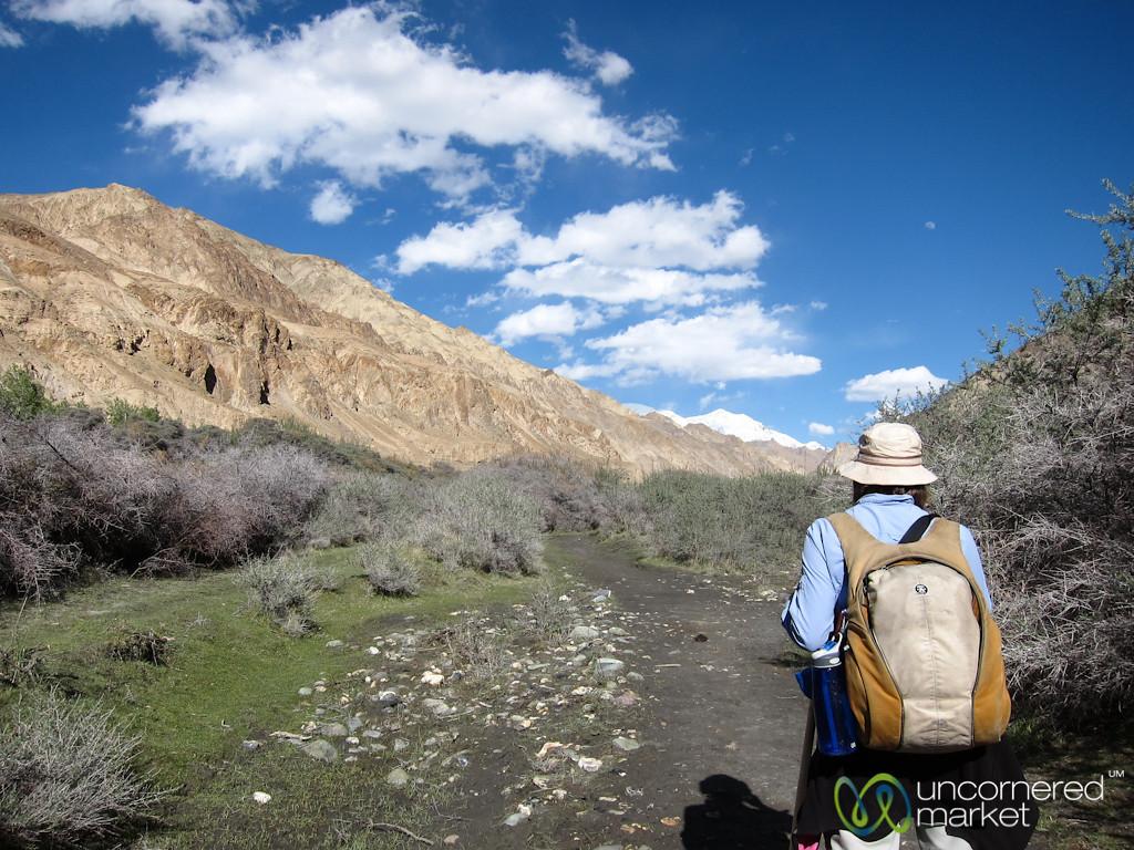 Trekking in Ladakh with Crumpler - Markha Valley Trek