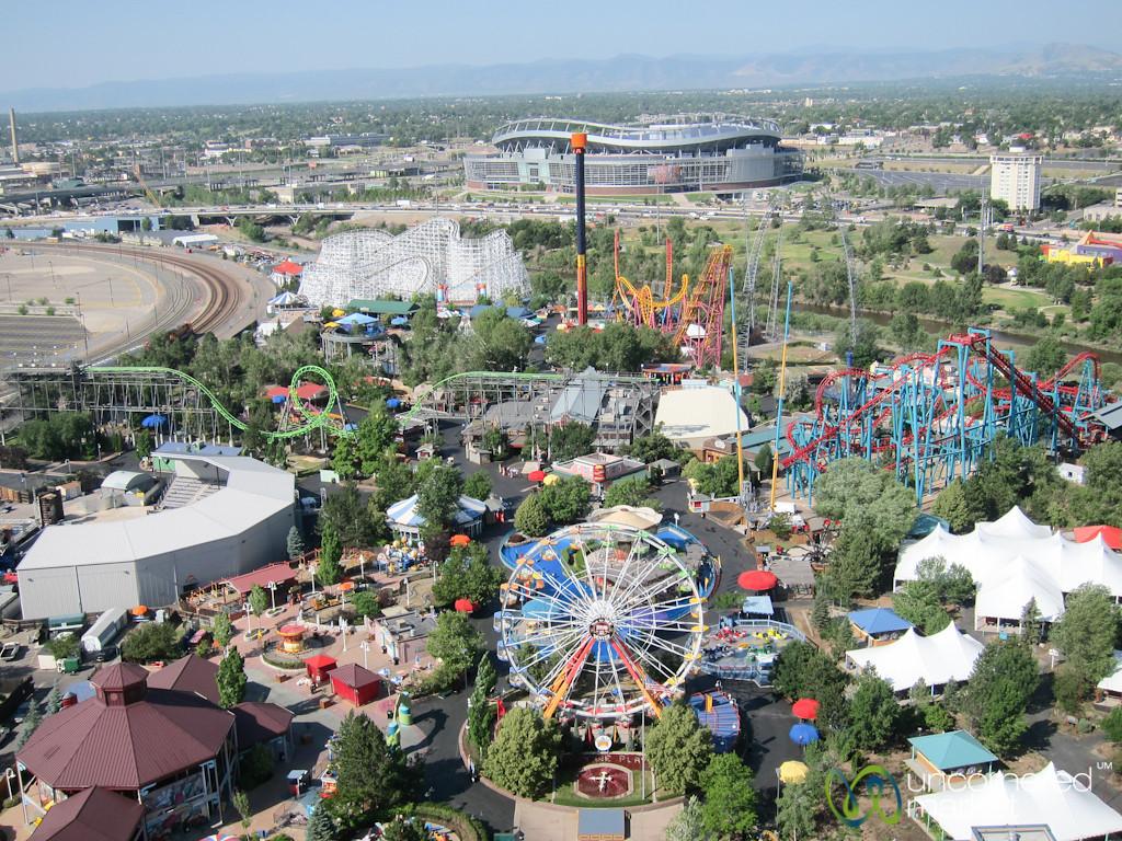 Elitch Gardens Theme Park - Denver, Colorado