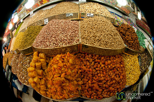 Nuts and Dried Fruit - Tehran, Iran