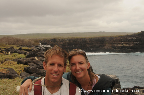 A Little Windblown - Galapagos Islands