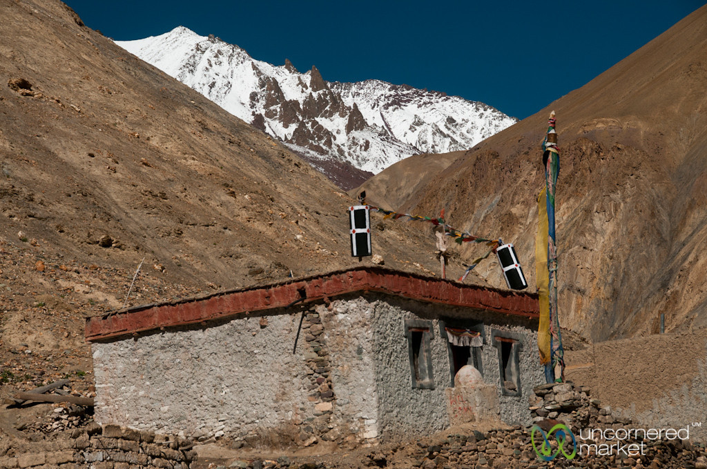 Little Ladakhi House, Markha Valley Trek - Ladakh, India