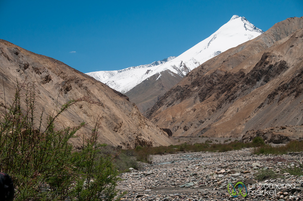 River Valleys and Mountains - Markha Valley Trek, Ladakh